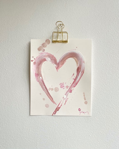 Painted Heart 7