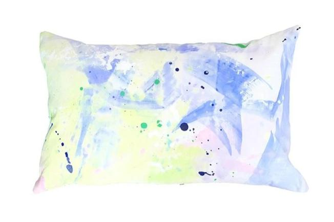 Lumbar Accent Pillow- Neon