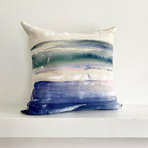 Painted Pillow 2