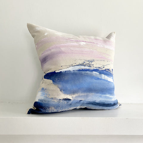 Painted Pillow 3