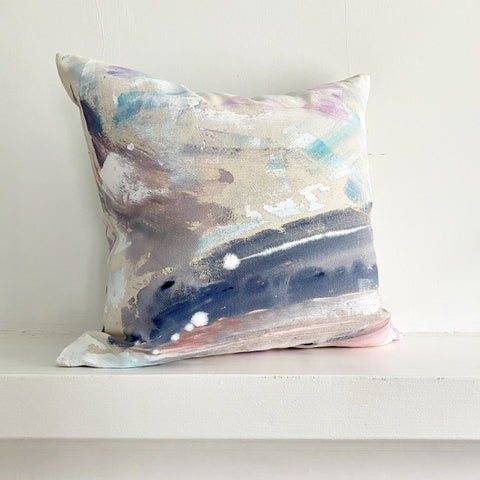 Painted Pillow 4