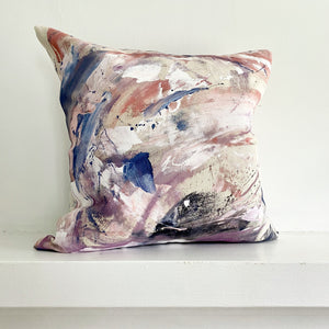 Painted Pillow 5
