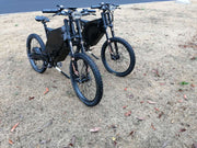 Raider B21 Bomber Ultimate 72v 8000w powerhouse electric bike eBike enduro