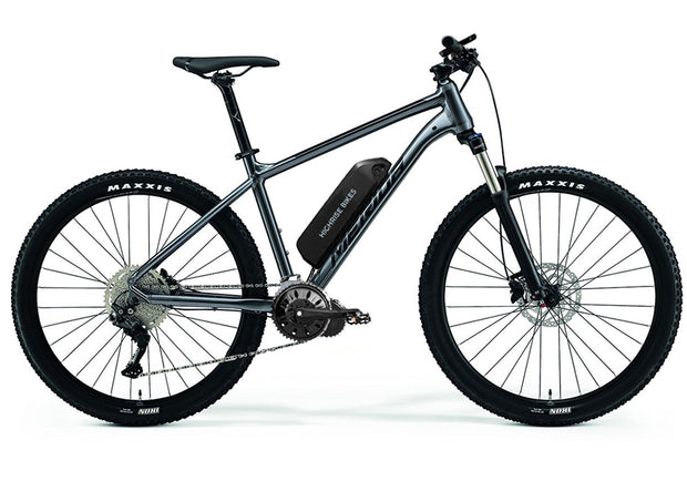 Big Seven 100 Super High Powered 52v 2000w Electric Bike