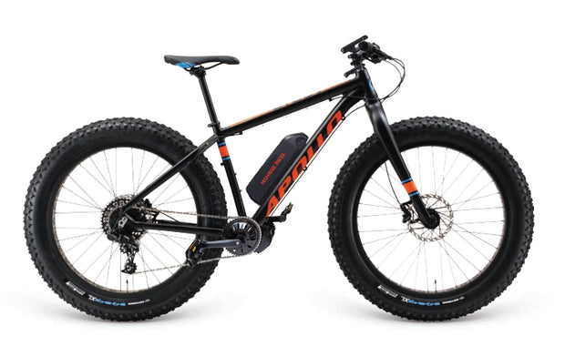 Stout 20 Fat Bike 52v HD 2000w High Powered Electric Bike