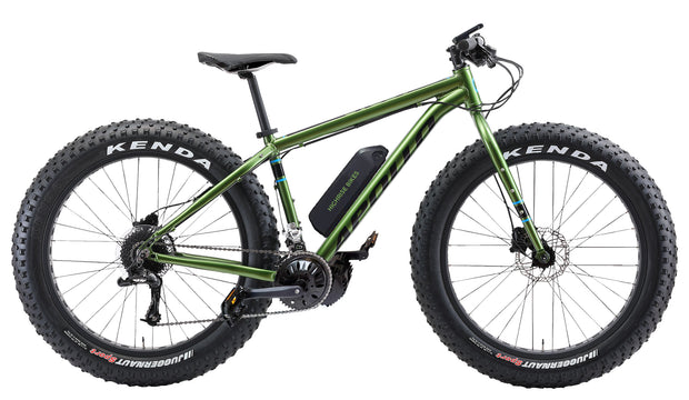 Stout 10 Fat Bike 52v HD 1000w Electric Bike