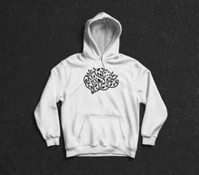 Load image into Gallery viewer, Calmm CBD White Champion Hoodie