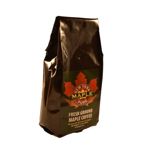 Maple Coffee Grounds