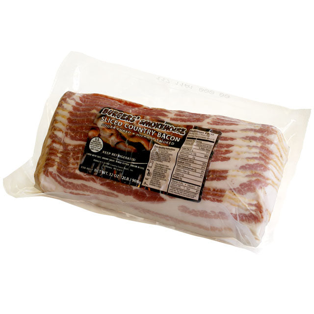 Hickory Smoked Bacon (1Lb)