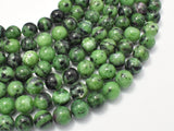 Ruby Zoisite Beads, Round, 10mm-BeadXpert