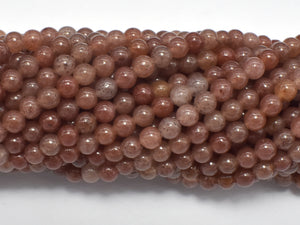 Purple Aventurine Beads, 4mm Round Beads