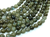Labradorite Beads, 10mm Round Beads-BeadXpert