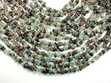 Phantom Quartz, Lodolite Quartz, Pebble Chips-BeadXpert