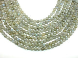 Labradorite Beads, 6mm Round Beads-BeadXpert