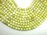Lemon Jade, 10mm Round beads-BeadXpert