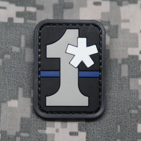 One Asterisk Morale Patch