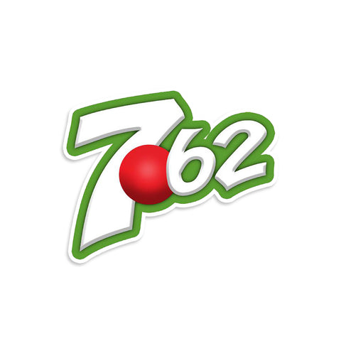 7.62 7-Up Sticker