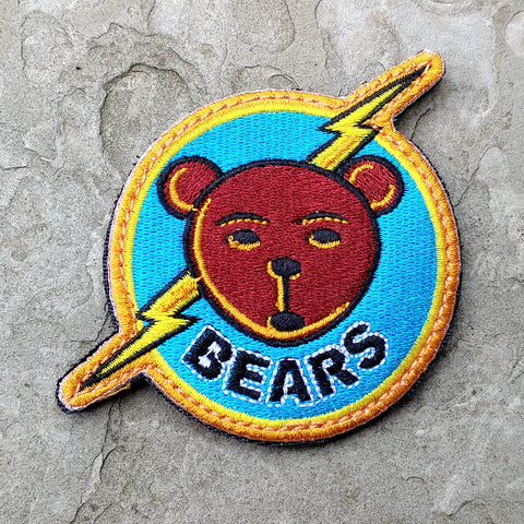 Bears Morale Patch