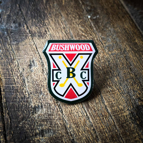 Bushwood Country Club Hard Enameled Pin