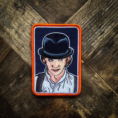 "A Clockwork Orange ""Alex"" Embroidered Patch"