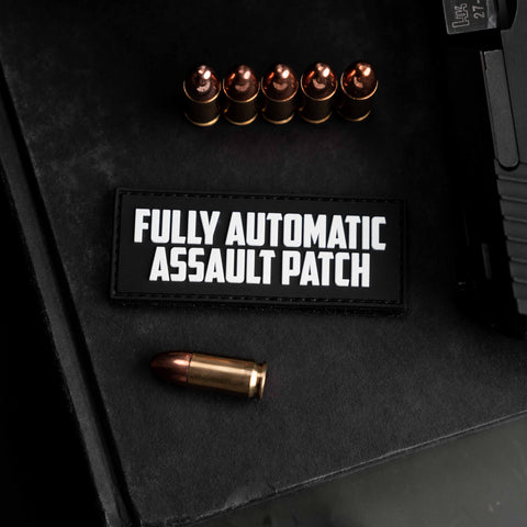 Fully Automatic Assault Patch