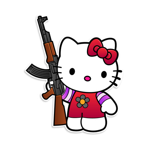 Hello Tactical Kitty
