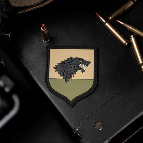 House Of Stark Patch