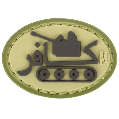 Infidel Tank Maxpedition Morale Patch