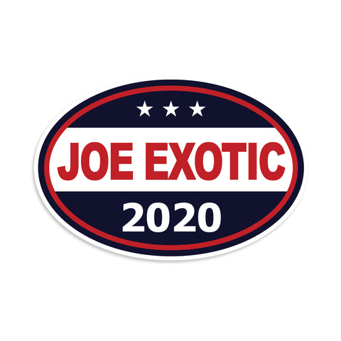 Joe Exotic 2020 Sticker