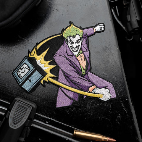 Joker I Forgot To Punch Out Patch
