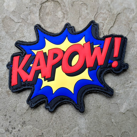 Kapow Morale Patch