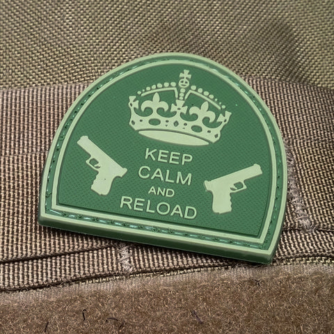 Keep Calm and Reload Morale Patch