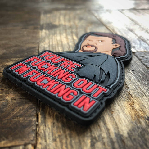 Eastbound And Down Patch