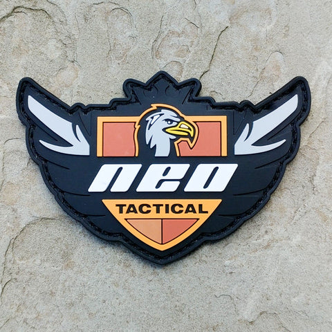 NEO Tactical Morale Patch