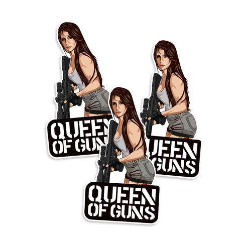 Orin Julie Queen Of Guns