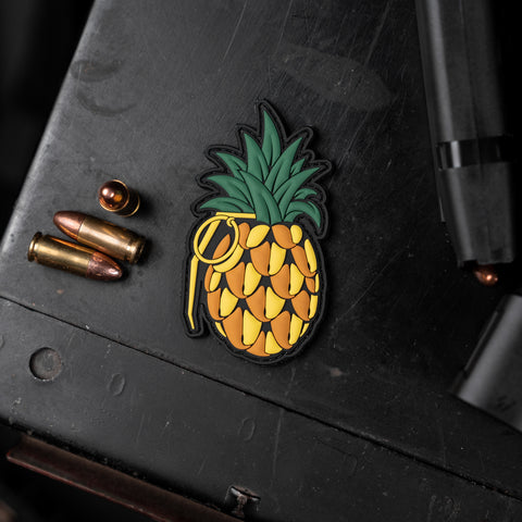Pineapple Grenade Patch