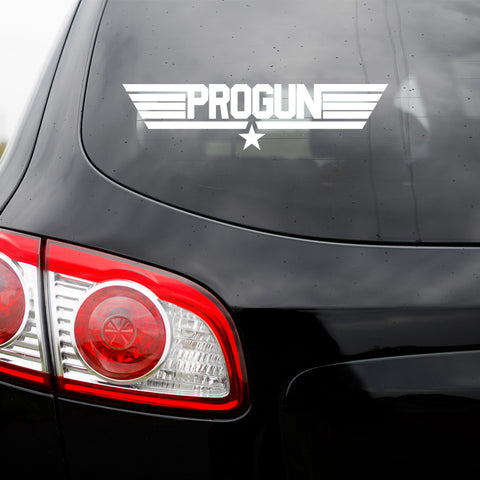 Progun Transfer Decal