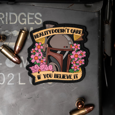 Boba Fett Patch