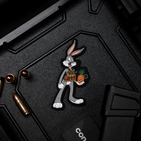 Space Jam Tactical Bugs Bunny Patch