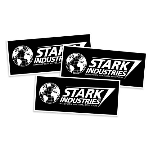 Stark Industries Vinyl Sticker