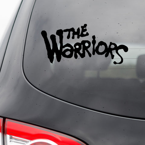 The Warriors Vinyl Transfer Decal