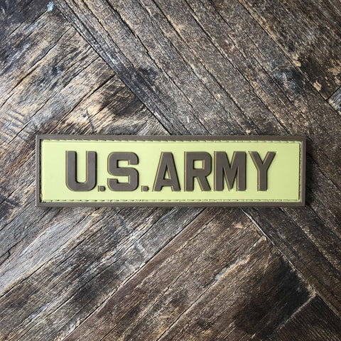 U.S. Army PVC Patch