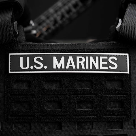 US Marines Name Tape Patch