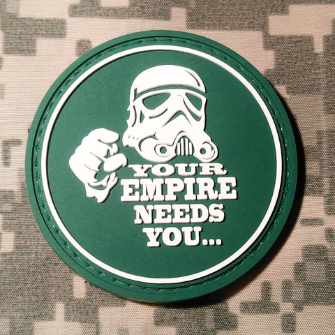 Star Wars Morale Patch