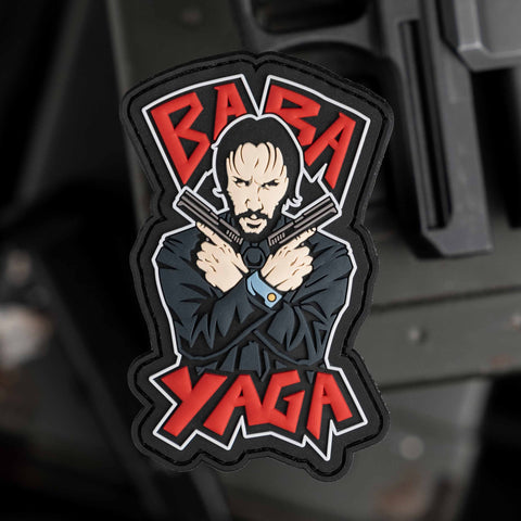 Baba Yaga Patch