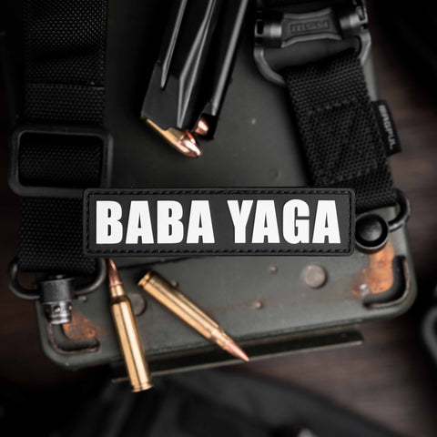 John Wick Baba Yaga Patch