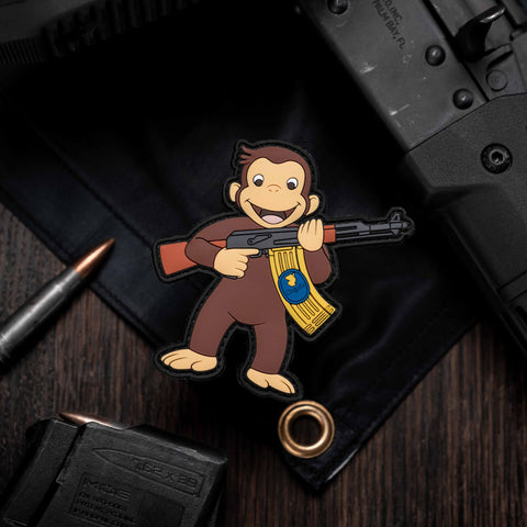 Curious George Discovers An AK