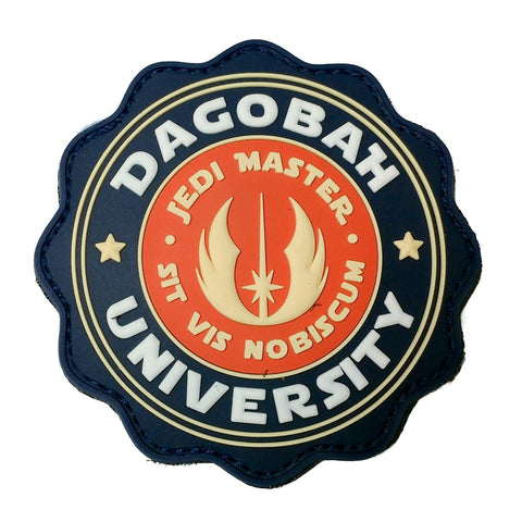 Star Wars Morale Patch Dagobah University