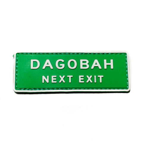 Star Wars Morale Patch Dagobah Next Exit