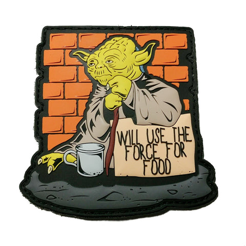 Star Wars Morale Patch Destitute Yoda